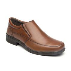 0d8b6267 Nueva línea semi vestir compuesta por tres estilos de mocasín, choclo y  zapato con velcro