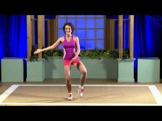The T-Tapp Workout is a brain-body fitness workout that Teresa Tapp created to help everyone maximize muscle activation, circulation and lymphatic health, re...