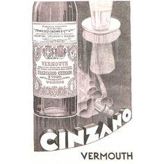 #1932 #tango #argentina #buenosaires #vintage #ads #cinzano