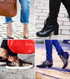The shoe styles every woman should own! The 10 basics that will never go out of style.