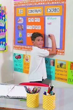 Summer Literacy Centers for Kindergarten Educational Activities For Kids, Preschool Activities, Kids Learning, Bilingual Education, Kids Education, Special Education, Montessori, Jamel, Classroom Language