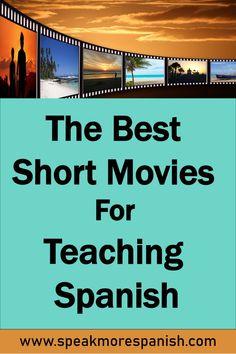 Short Movies for Spanish Class — Speak More Spanish