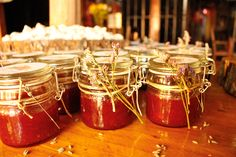 Frasquitos mermelada Marmalade