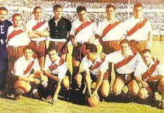 River Plate_historia.1947. Con Di Stéfano, menos preciosismo, mayor contundencia.