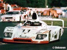 1981 Porsche 936 Type-935 2.6L Turbo Flat-6