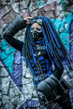 Steampunk Pirate, Steampunk Cosplay, Gothic Steampunk, Gothic Vampire, Vampire Girls, Industrial Goth, Industrial Dance, Gothic People, Preety Girls