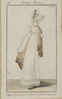 From Costume Parisien, 1812