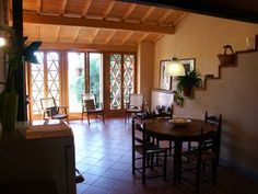 Holiday Home Marilella in Lucca (Tuscany): windows to the garden