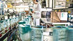 Fábrica da Unilever em Minas Gerais