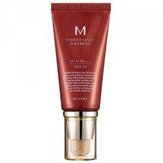 M Perfect Cover BB Cream SPF 42 PA+++ de MISSHA