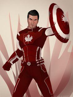 alenko mass effect - Source: picslist.com-Captain Canada