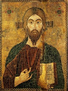 Firenze, icoana mozaic Constantinopol