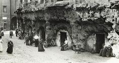 Foto storiche di Roma - Teatro di Marcello Anno: 1890 ca
