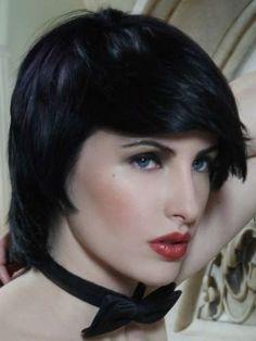 Medium Layered Hair, Short Hair Cuts, Hair Styles, Haircuts, Women, Hair Plait Styles, Short Hairstyles, Women's, Short Hairstyle