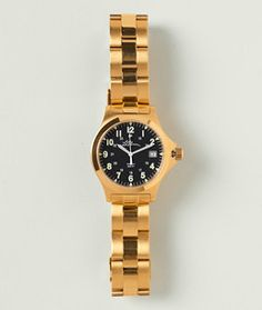"""Signature L.L.Bean Field Watch. Perfect for all my """"field"""" work. $225.00"""
