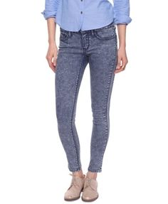 Acid Wash Skinny Jeans - New Arrivals - Apparel - Jeans - 2083013703 - Forever21 - StyleSays