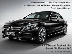 #Mercedes-Benz #C250d #Sport #Saloon #September #Free #Service #Offer  #Business #Carleasing #Personal #Carleasing  www.individualfs.com
