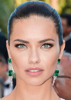 Adriana Lima at the 'Julieta' Premiere at 2016 Cannes Film Festival