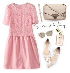 """""""Simplify."""" by mihreta-m ❤ liked on Polyvore"""
