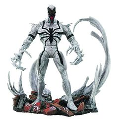 Marvel Select AntiVenom Action FigureDiscontinued by manufacturer ** You can find more details by visiting the image link.