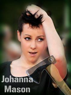 67 Best Johanna Mason images | Johanna mason, Hunger games ...