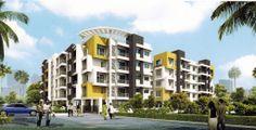 Florentine Apartment at Katla, Surathkal Near Mandovi Showroom - Clapdoor.com
