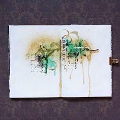 it with this note: **Mon scrap par Liliema**: ~~ Art Journal SODAlicious ~~ Drawing Journal, Art Journal Pages, Art Sketchbook, Art Journaling, Junk Journal, Fashion Sketchbook, Mixed Media Journal, Mixed Media Canvas, Mixed Media Art
