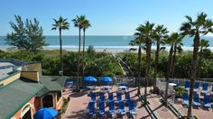 DoubleTree by Hilton Hotel Cocoa Beach-Oceanfront, FL - Beautiful View from a 3rd Floor Ocean Front