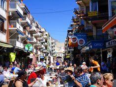 En la zona centro de Benidorm podrás encontrar multitud de lugares para comer o beber algo, con un ambiente único seguro que repites más de una vez ¡Ven y compruébalo! #HotelCarlos1 #HotelCarlos #HotelBenidorm #Benidorm