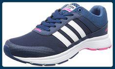adidas, NEO Cloudfoam VS City, Damen Running Sneakers Shoes B74519 (40 EU, navi) - Sneakers für frauen (*Partner-Link)