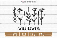 High quality SVG files for personal and commercial use. Brand Symbols, Flower Svg, Mint, Embroidery Files, Svg Files For Cricut, Svg Cuts, Home Crafts, Free Design, Watercolor Art