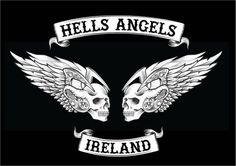 HELLS ANGELS MC IRELAND - 2013 GALLERY
