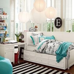 Full Size Daybeds with Storage | Beadboard Daybed w/Trundle, Full, Sun Valley White - Polyvore