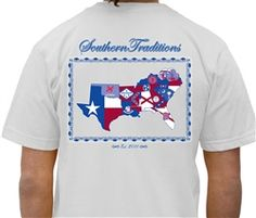 Southern Traditions T-Shirt $25.00