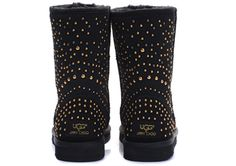 UGG Boots - Jimmy Choo Mandah - Black - 3042