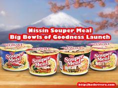 Nissin Souper Meal B