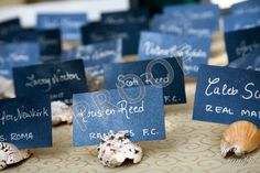 ll place card holders that are individually cut to fit place cards, pictures, or small