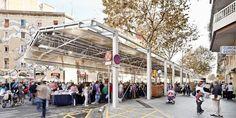 Mercado Provisional del Dominical de Sant Antoni, Barcelona / Ravetllat Ribas Arquitectos (9)