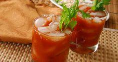 Recette de Jus de tomates, céleri et tabasco minceur. Facile et rapide à réaliser, goûteuse et diététique. Ingrédients, préparation et recettes associées.