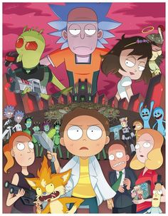 Rick and Morty, fandom