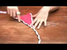 Video how to make your own undies.