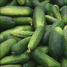 www.FreshPreserving.com has step-by-step instructions to create the perfect pickle--sour or sweet!