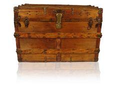 trunk- saddles, bridles, halters, bits perfect tack trunk!