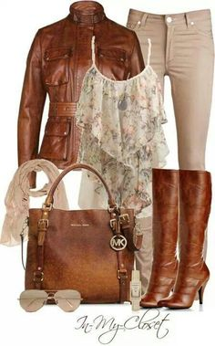 boots, jacket, bag......when my kids get older