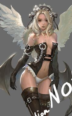 Some Kind Of French Maid Angel Demon | http://hyuga.egloos.com/1219118