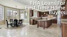 First-time home buyers can use FHA loans to purchase a home with just 3.5% down. #1sttimehomebuyers #fhaloans #downpayments