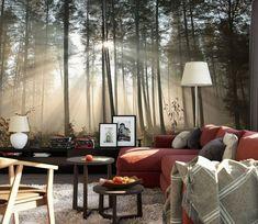 3d Wallpaper Wood, Textured Wallpaper, Wallpaper Paste, Custom Wall Murals, 3d Wall Murals, Vinyl Doors, Traditional Wallpaper, Floor Decor, Wall Prints
