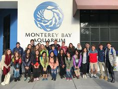 A photo from this past Saturday's visit by the undergrads from Stanford's main campus. The trip was organized by Hopkins alums Natasha Batista and Dan Cryan. During the visit the 26 students were given a tour of the Hopkins by two graduate students, listened to a lecture by Director Mark Denny, visited the aquarium, and spent time tidepooling in the intertidal. The goal of the trip was to introduce them to Hopkins and showcase everything the station has to offer to encourage them to come…