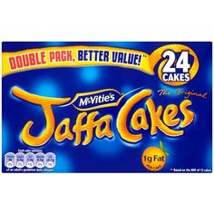 Jaffa Cakes Double Pack (The English Shop)