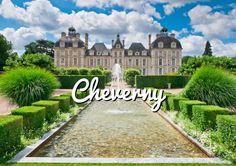 Cheverny: Recorrer los castillos en el Loira #paris #viajar #turismo #travel